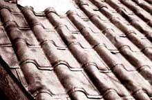galvanized tin roofing