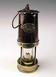 miner safety lamp
