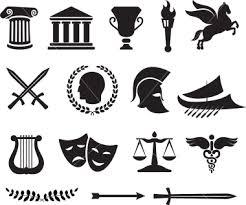 greek illustrations