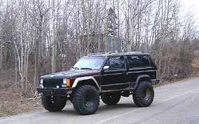 off road jeep cherokee