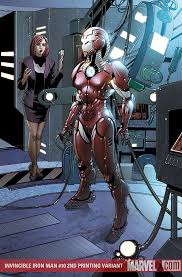 art of iron man 2