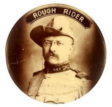 teddy roosevelt rough riders