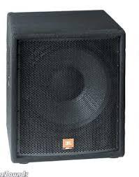 18inch speaker