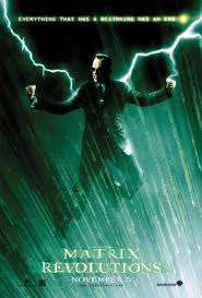 the matrix revolutions movie
