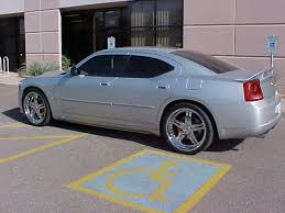 dodge charger with rims
