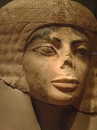 egyptian statuary