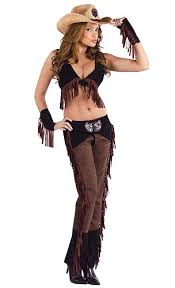 cow girl costume