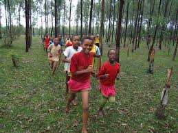 ethiopian running