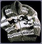 native american sweater