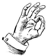 hand sign language