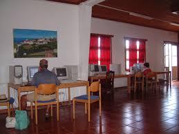 internet club
