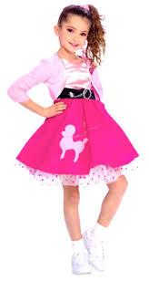 fifties girl costume