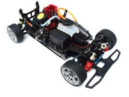 gas radio control car