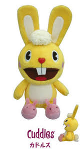 happy tree friends plush toys