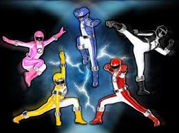power rangers tv series