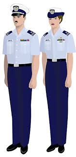 coast guard uniforms