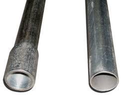 metal conduits