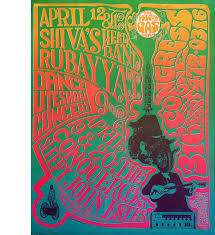 60s psychedelic poster