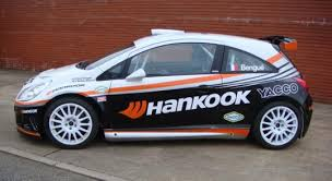 hankook rally