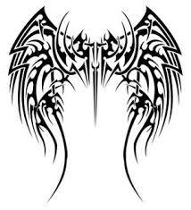 angel wings tattoos small
