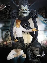 death note figurines