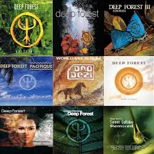 deep forest made in japan