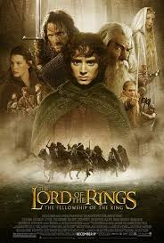 fellowship of the ring posters