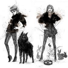 illustrator fashion design