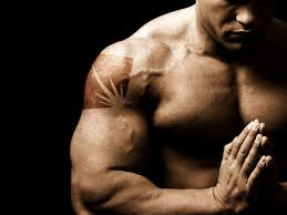 men body builder
