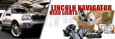 lincoln navigator headlights
