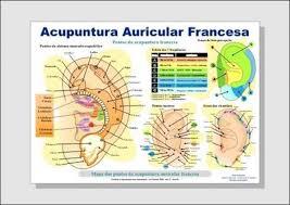 mapa de acupuntura