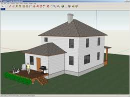 google sketch up houses