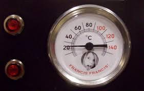 francisfrancis espresso