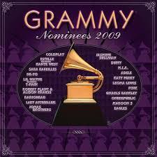 grammy 2009 album