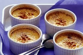 baked custards