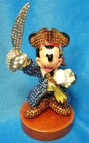mickey figurines