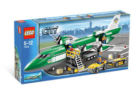 lego cargo airplane