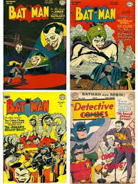 batman and joker comics