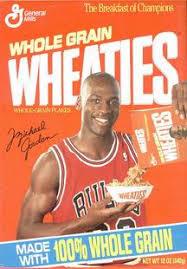 michael jordan wheaties boxes