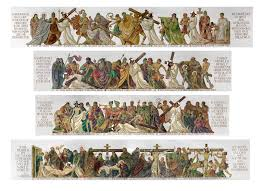 fourteen stations of the cross