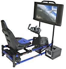 flight simulation controls