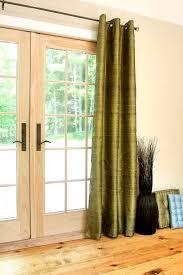 raw silk curtains