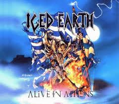 alive in athens iced earth