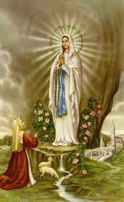 our lady of lourdes pictures