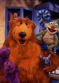 bear in the big blue house moon
