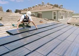 installation photovoltaic