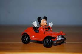 disney toy car