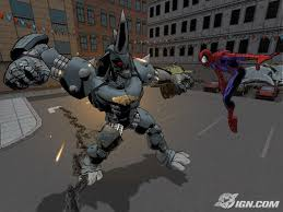spider man for ps1
