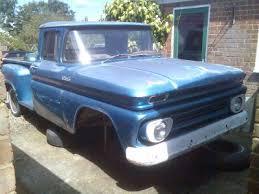 1962 chevy c10