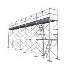 h frame scaffold